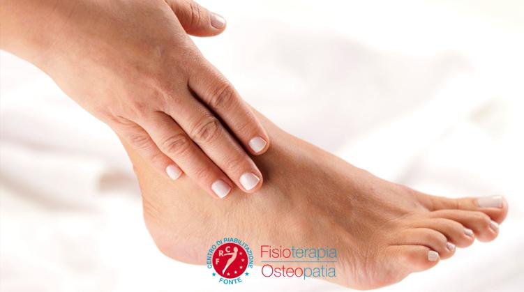 Artrosi caviglia roma