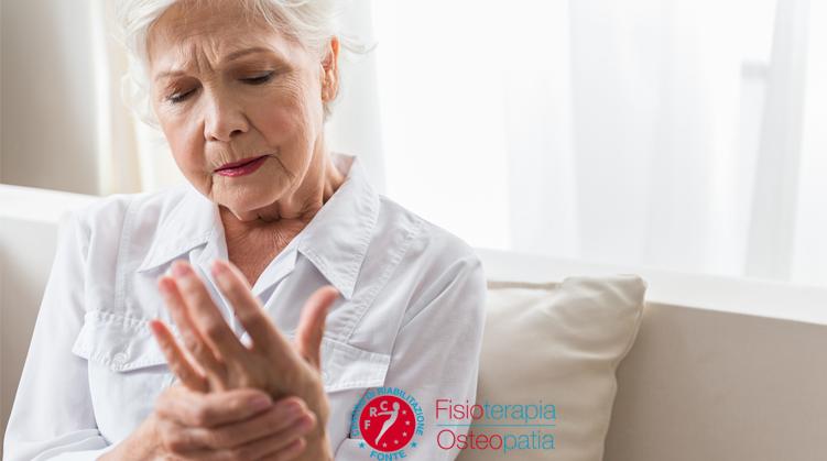 Artrosi della mano cause
