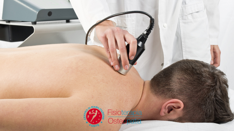 Ultrasuoni terapia